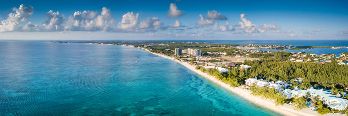iMaps Cayman Islands Aerial View