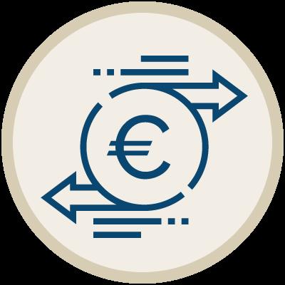 Plattform Börse icon
