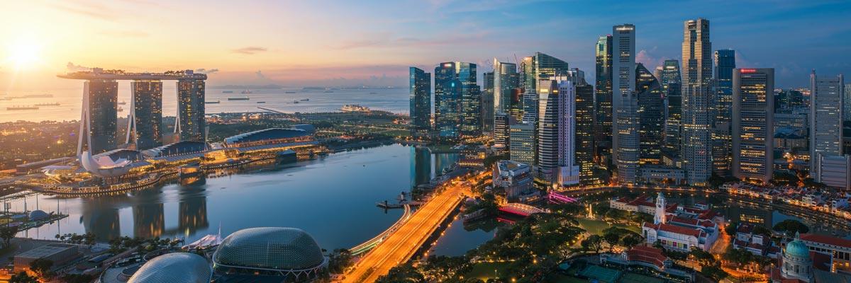 iMaps Asia Singapur Banner