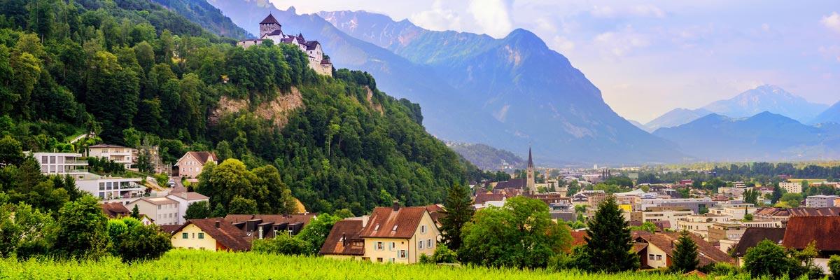 iMaps Europe Liechtenstein Banner