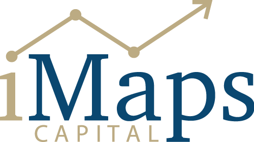 iMaps Capital Logo Blue