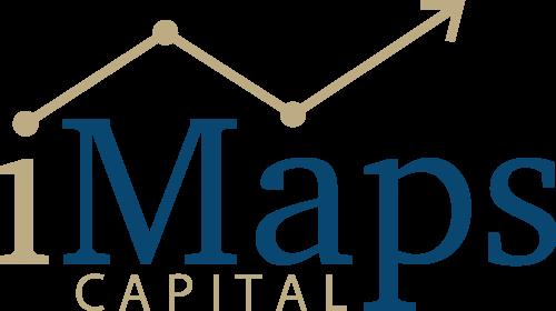 iMaps Capital Logo Blue